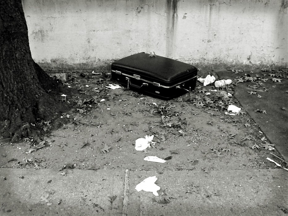 photoblog image N.Kama 'Busted & Neglected #3'. New York, 2007