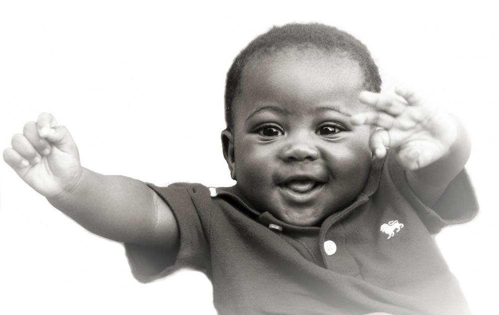 photoblog image N.Kama 'Adorable Melvin'. Accra, Ghana, 2008