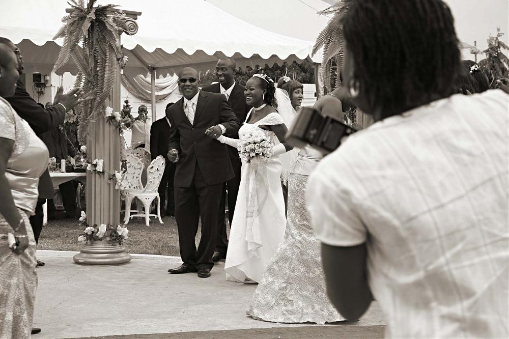 photoblog image N.Kama 'My Brother's Wedding #6'. Ghana, 2008