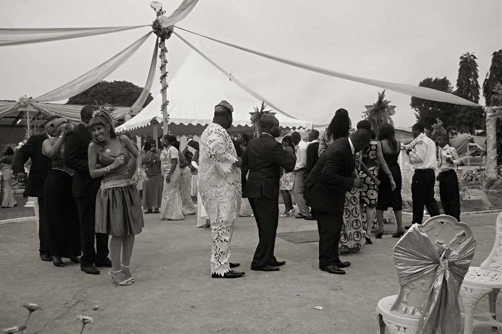 photoblog image N.Kama 'My Brother's Wedding #13'. Ghana, 2008