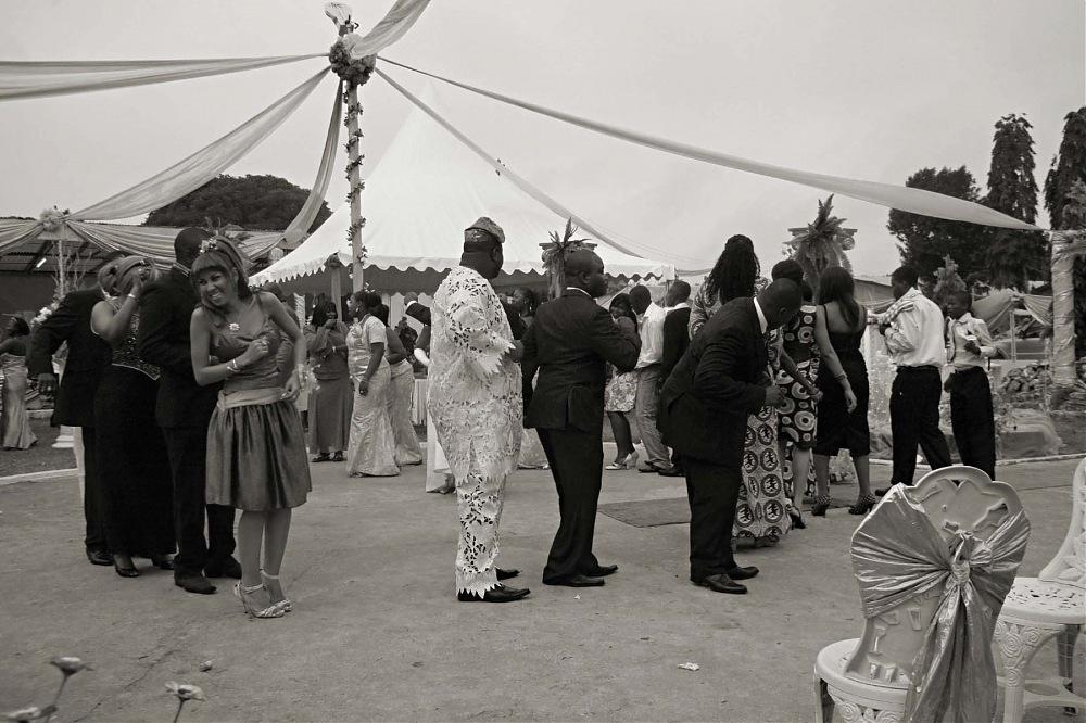 photoblog image N.Kama 'My Brother's Wedding #13'. Ghana, 2008